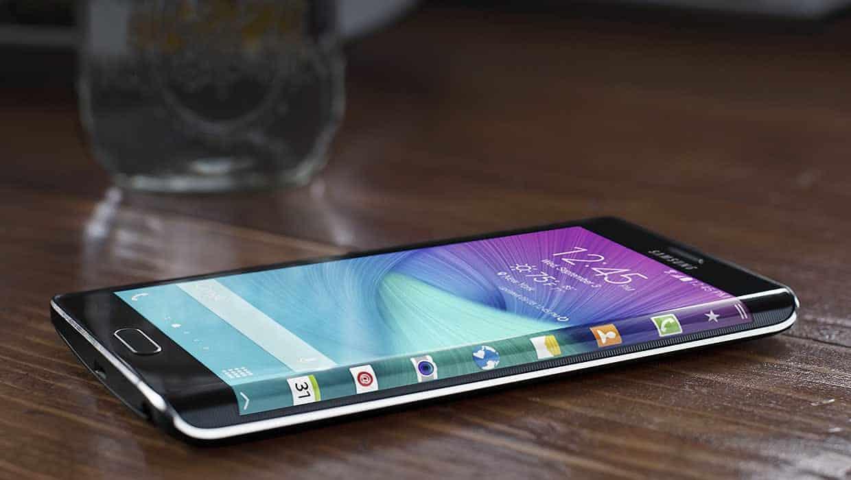 Un téléphone flexible très résistant